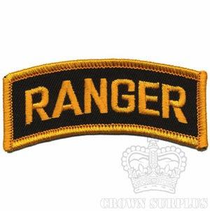 Patch, Ranger [Gold Flash]