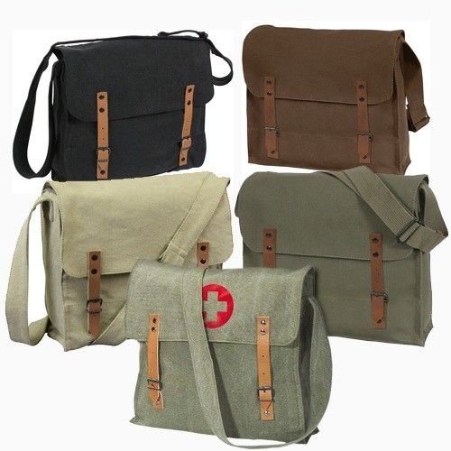 ROTHCO Rothco, Canvas NATO Medic Bag