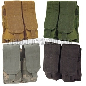 VOODOO TACTICAL Voodoo Tactical, M4 Double Mag Pouch