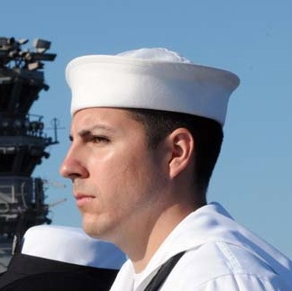 GENUINE SURPLUS Hat, Sailor, Gob, US Navy