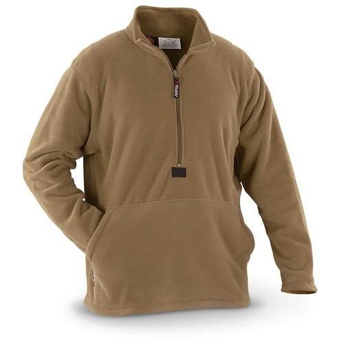 GENUINE SURPLUS Sweater, Pullover, Fleece, USMC