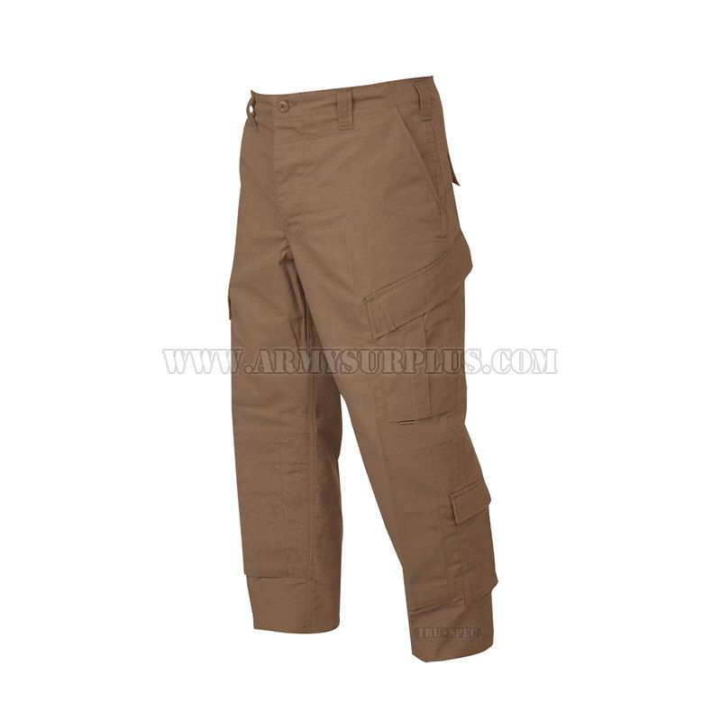 TRU-SPEC TRU-SPEC, Tactical Response Uniform (TRU) Pants, Coyote