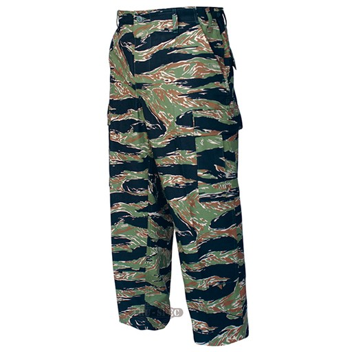 TRU-SPEC Classic BDU Pants, Original Vietnam Tiger Stripe