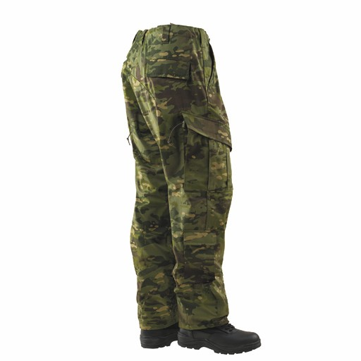 TRU-SPEC Tactical Response Uniform (TRU) Pants, MultiCam Tropic
