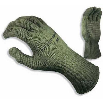 ROTHCO USMC Issue, TS-40 Manzella Gloves