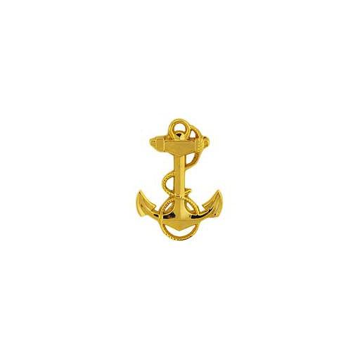 Pin, US, Ranks, Midshipman Anchor