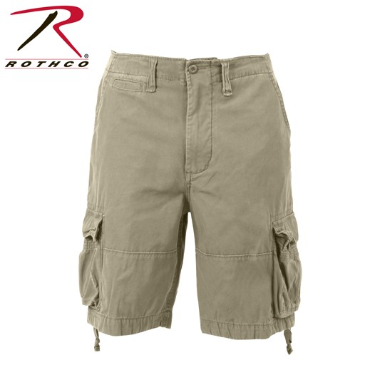 ROTHCO Rothco, Solid Vintage Infantry Utility Shorts