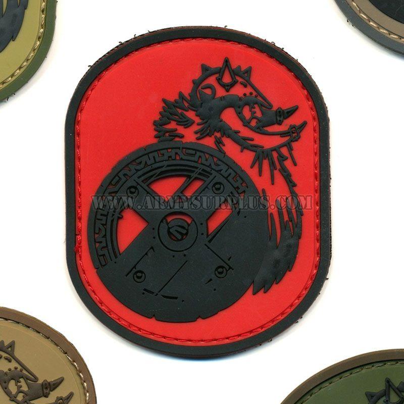MIL-SPEC MONKEY Mil-Spec Monkey, Berserker Patch, PVC