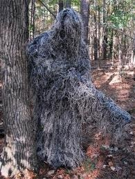 VOODOO TACTICAL Suit - Ghillie - ''FATBOY'' Camouflage