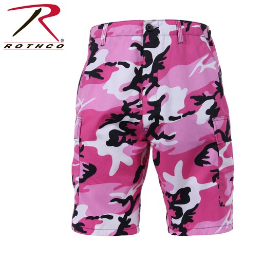 ROTHCO Rothco, Colored Camo BDU Shorts