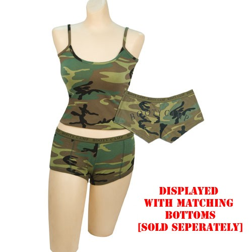 08611393254 ROTHCO Rothco, Women's Woodland Tank Top - Crown Outdoor & Tactical