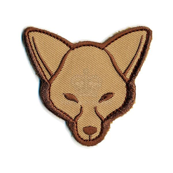 MIL-SPEC MONKEY Mil-Spec Monkey, Fox Head Patch