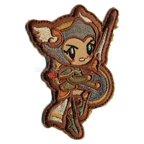 MIL-SPEC MONKEY Mil-Spec Monkey, Cute Valkyrie Patch