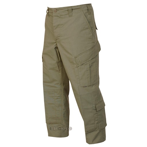 TRU-SPEC TRU-SPEC, Tactical Response Uniform (TRU) Pants, Olive Drab, 50/50 Nylon/Cotton RipStop