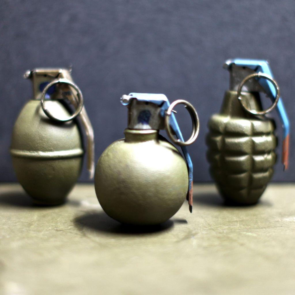 Grenade - Practice Dummy