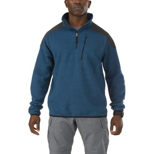 5.11 TACTICAL 5.11 Tactical, Tactical Quarter Zip Sweater