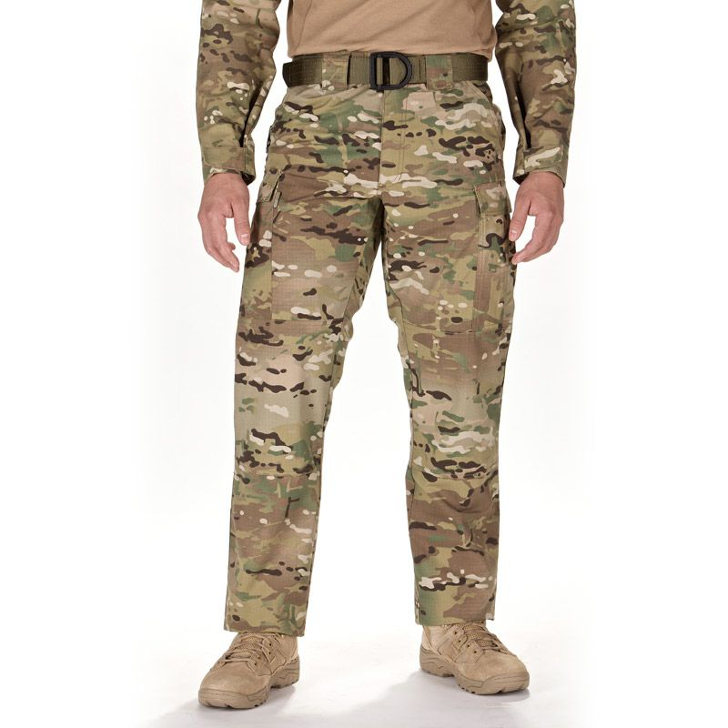 5.11 TACTICAL 5.11 Tactical, TDU Ripstop Pants, MultiCam