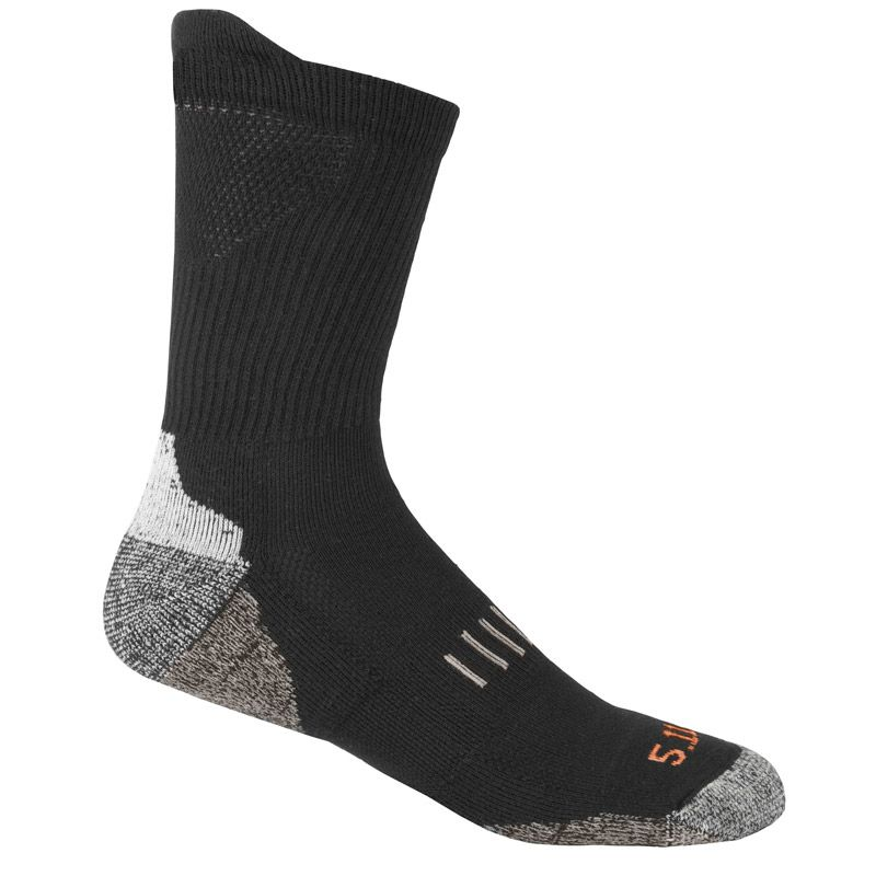 5.11 TACTICAL 5.11 Tactical, Year Round Crew Sock