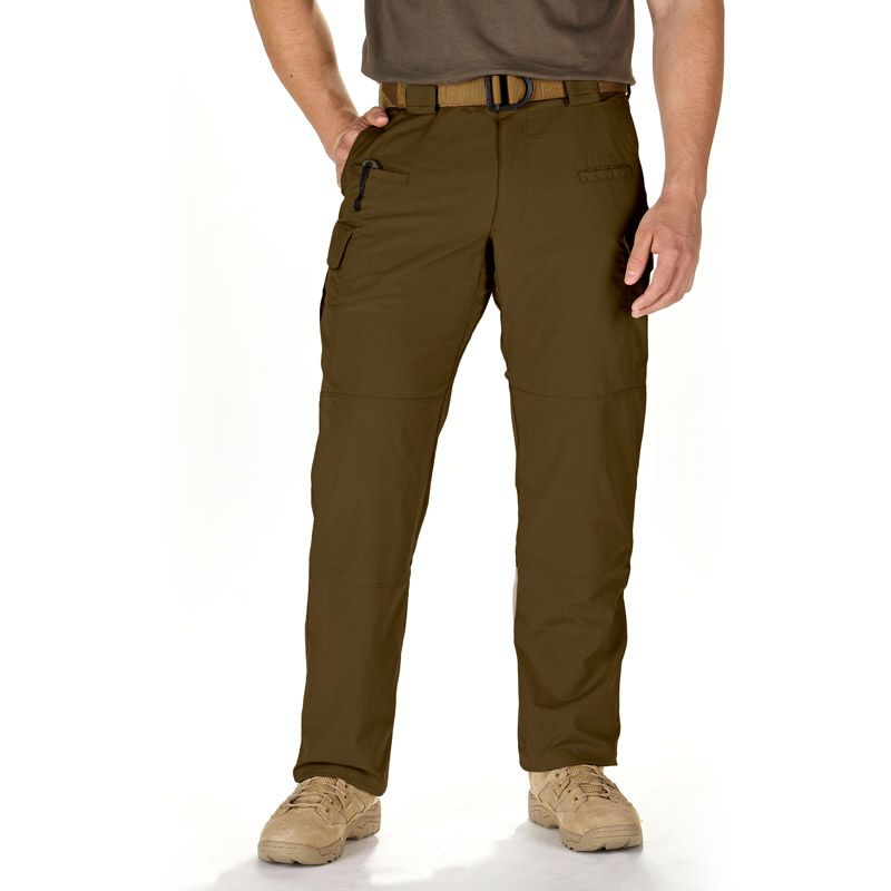 5.11 TACTICAL Stryke Pants, Flex-Tac, Battle Brown