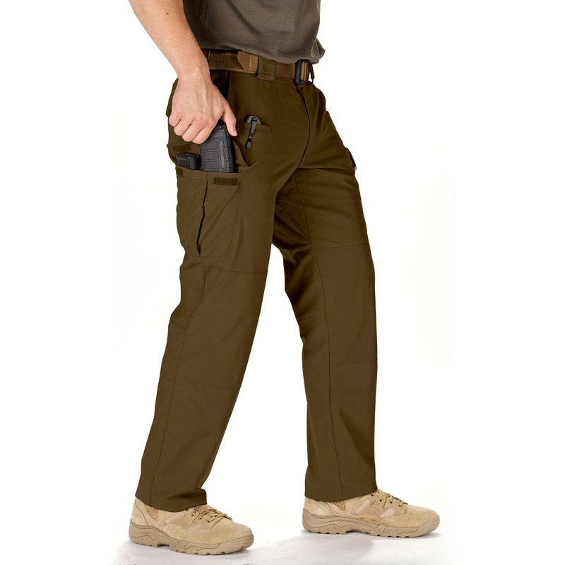 184d454f 5.11 TACTICAL 5.11 Tactical, Stryke Pants, Flex-Tac, Battle Brown ...