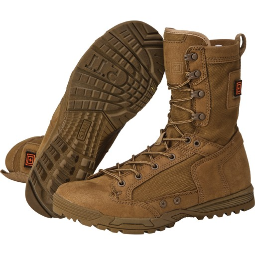 5.11 TACTICAL 5.11 Tactical, Skyweight RapidDry Boots, Dark Coyote