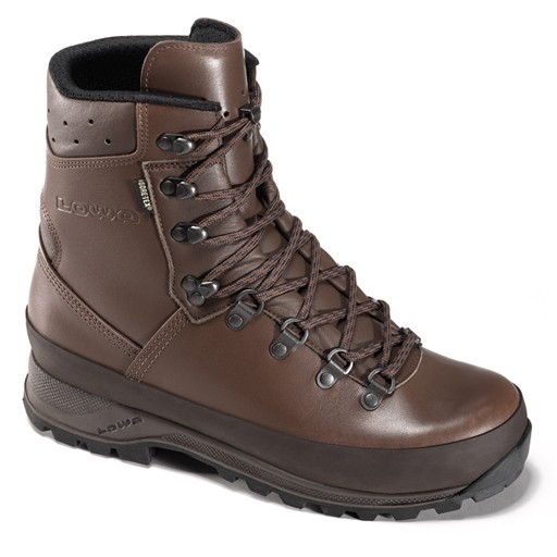 LOWA MountaIn Boot GTX TF, Dark Brown