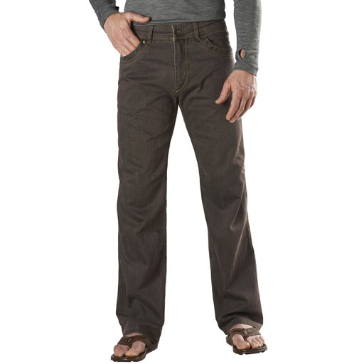 KUHL Kuhl, Riot Raw Denim Pants, Brown