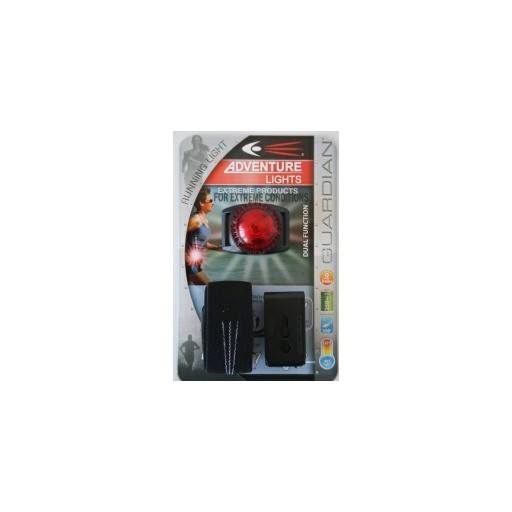 ADVENTURE LIGHT Adventure Lights, Guardian Running Safety Light