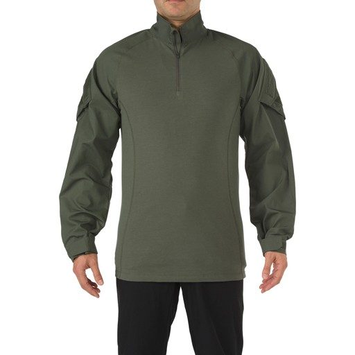 5.11 TACTICAL 5.11 Tactical, Rapid Assault Shirt, TDU Green