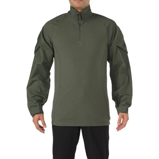 5.11 TACTICAL 5.11 Tactical, Rapid Assault Shirt, TDU Green