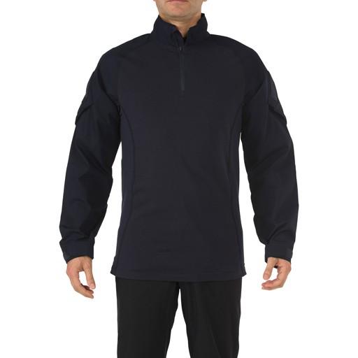 5.11 TACTICAL 5.11 Tactical, Rapid Assault Shirt, Dark Navy