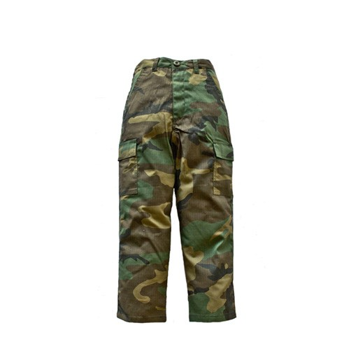 TROOPER CLOTHING Trooper Clothing, Kids BDU Pant, Woodland