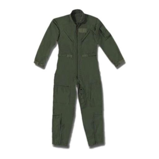 GENUINE SURPLUS Coverall - USAF - Nomex - Flight - Genuine Issue - USED