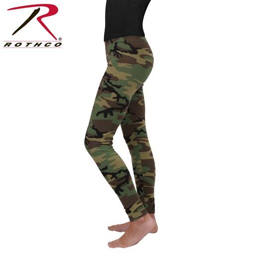 ROTHCO Rothco Womens Camo Leggings