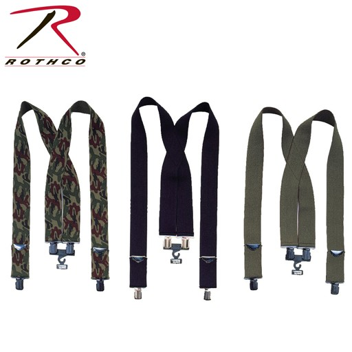 ROTHCO Rothco Pant Suspenders
