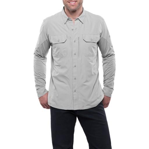 KUHL Kuhl, Airspeed Shirt, Long Sleeve Khaki