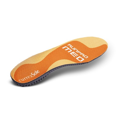 Currexsole Currex Sole, RunPro Medium (Orange)