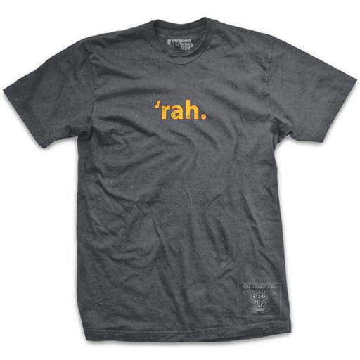 RANGER UP Ranger Up, 'Rah Ultra-Thin Vintage T-Shirt