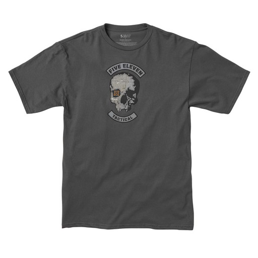 5.11 TACTICAL 5.11 Tactical, Topo Skull Tee, Black
