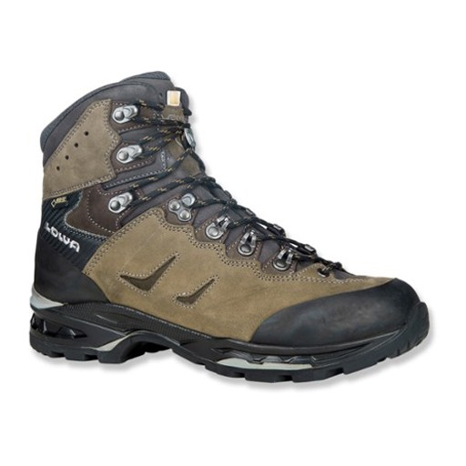 LOWA Lowa, Camino GTX Boot, Dark Grey/Black