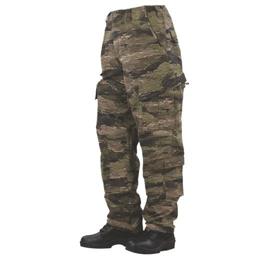 TRU-SPEC TRU-SPEC, Tactical Response Uniform (TRU) Pants, A-TACS IX, 50/50 Nylon/Cotton RipStop