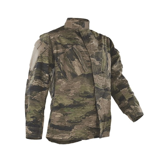 TRU-SPEC TRU-SPEC, Tactical Response Uniform (TRU) Shirt, A-TACS IX, 50/50 Nylon/Cotton RipStop