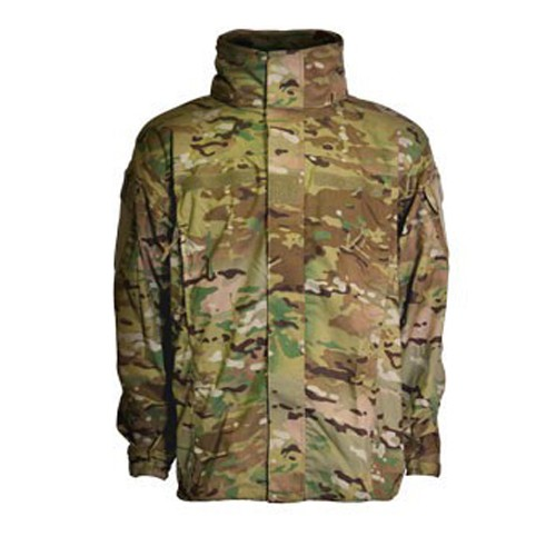 GENUINE SURPLUS FR ECWCS Gen 4 - Level 5 Zippered TenCate Defender Fabric Soft Shell Jacket - OCP/Multicam