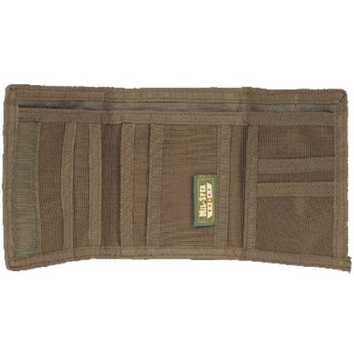 World Famous Mil-Spex, ID Trifold Wallet
