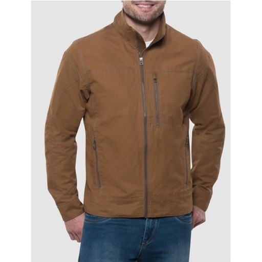 KUHL Kuhl, Men's Burr Jacket, Teak