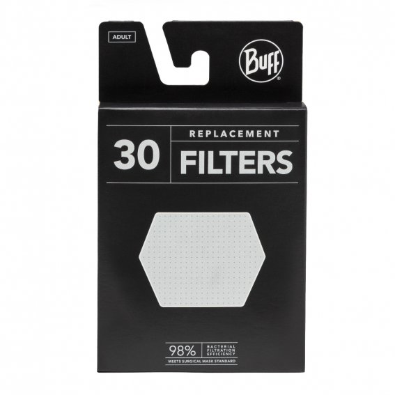 BUFF Filter Pack, 30 Filter Pack Adult