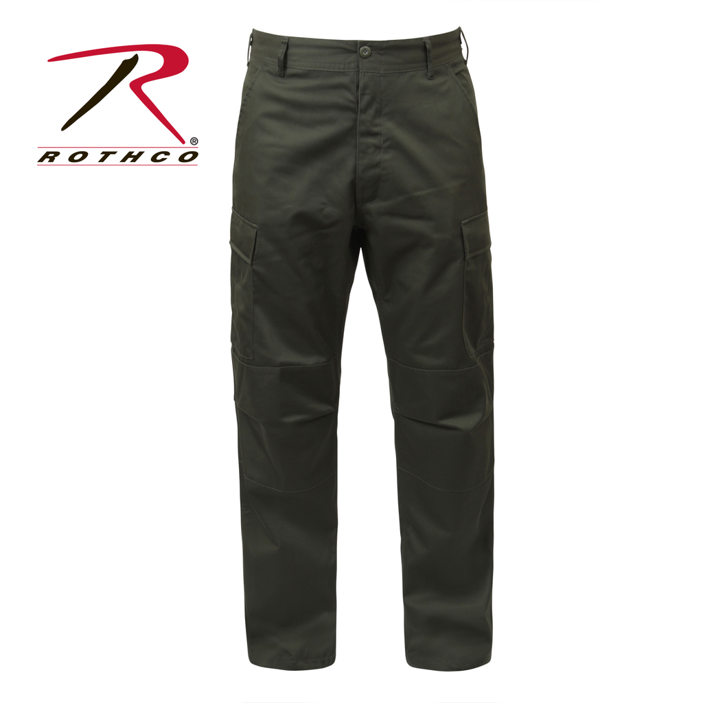 ROTHCO Tactical BDU, Pant, Olive Drab