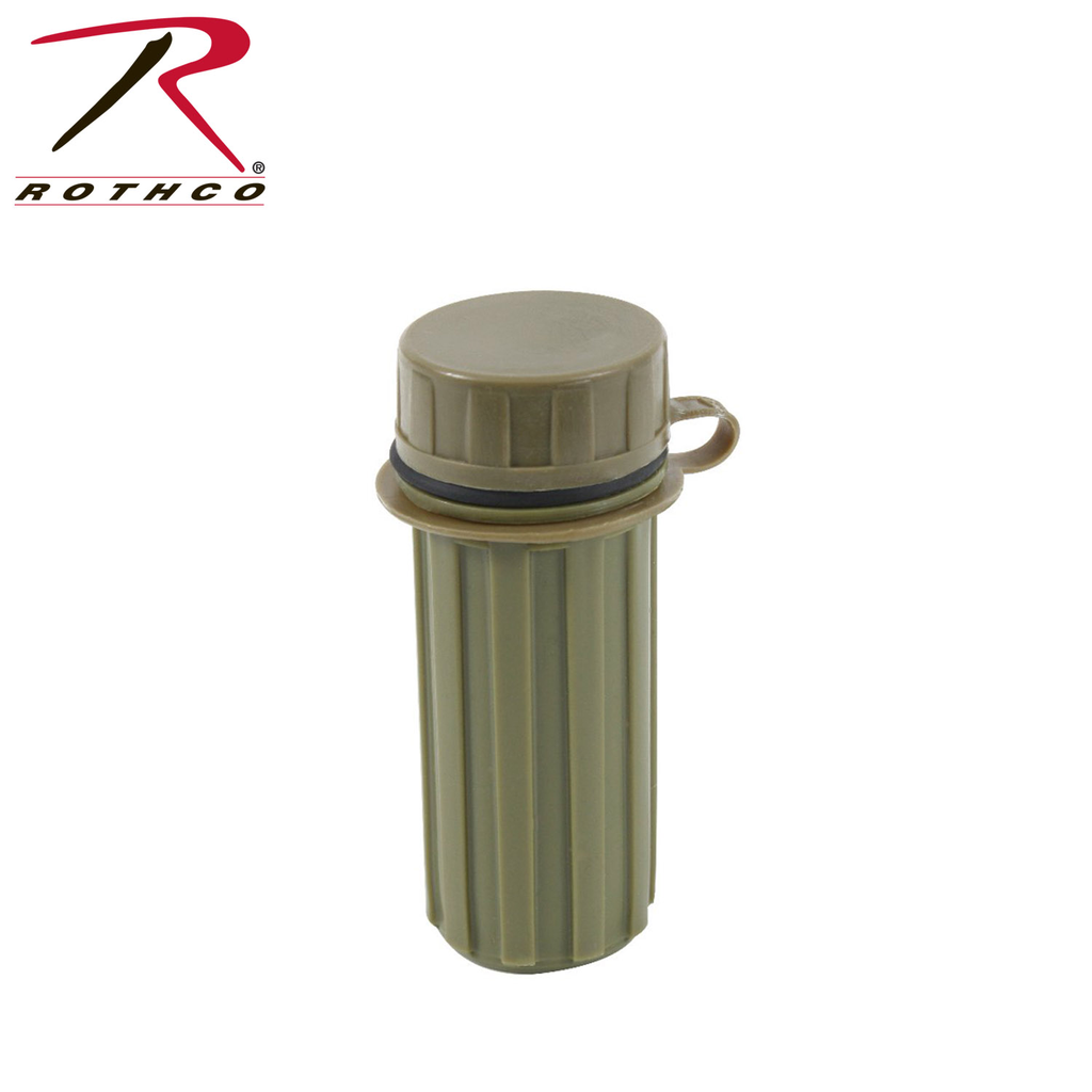 ROTHCO Waterproof Match Case