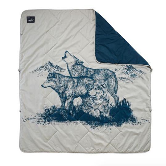 Thermarest Argo Wolf Blanket