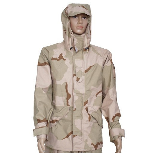 GENUINE SURPLUS Genuine Surplus, GI GORETEX Parka, 3-Colour Desert